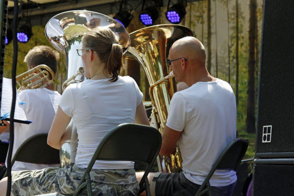 Brassband Flevo Brass uit Emmeloord zoekt bes bassist